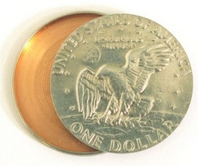 Coin - Eisenhower Silver Dollar