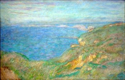 Cliffs NearDieppe